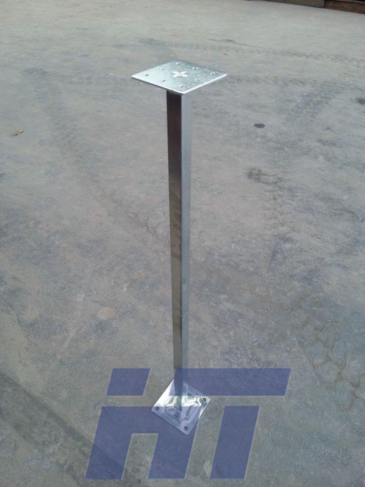 FFH800mm Square tube pedestal www.huatengaccessfloor.com gail@huatengaccessfloor.com