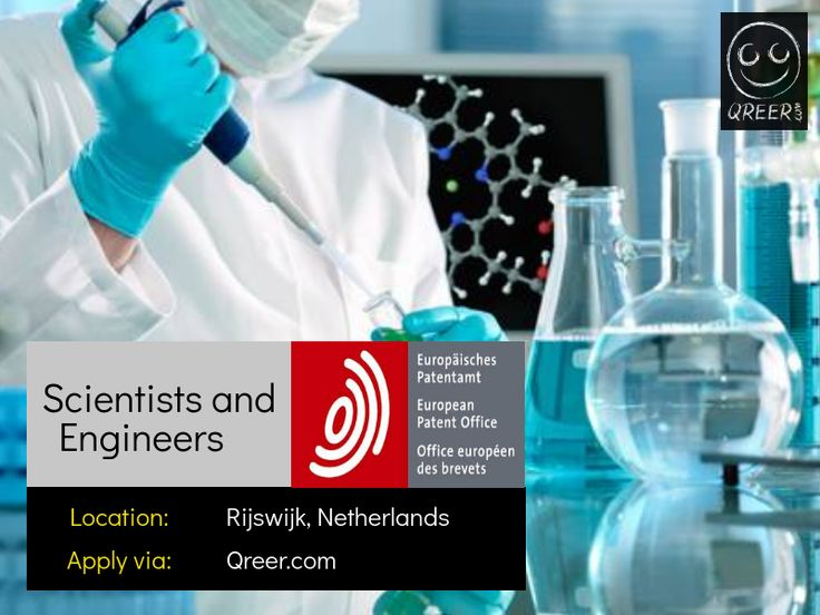 The European Patent Office (EPO) the second-largest European organisation, employing almost 7 000 staff from over 30 countries is looking for a new member, apply here: https://www.qreer.com/jobs/view/9431