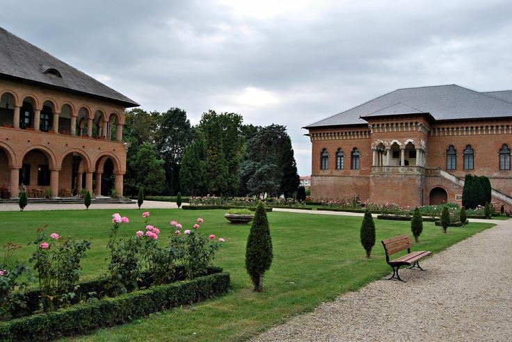 Mogosoaia Palace, near Bucharest