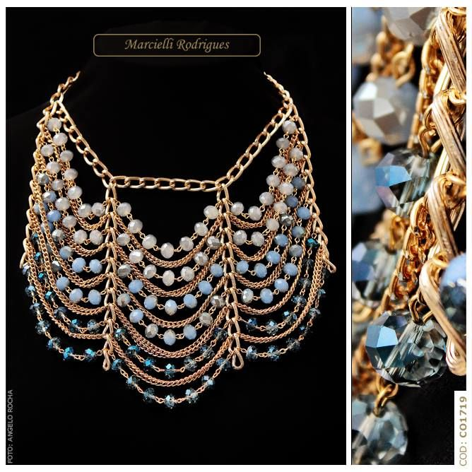 2061 best Necklaces DIY images on Pinterest