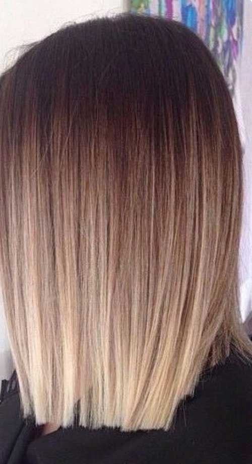 25+ Ombre Hair Long Bob | Bob Hairstyles 2015 - Short Hairstyles for Women