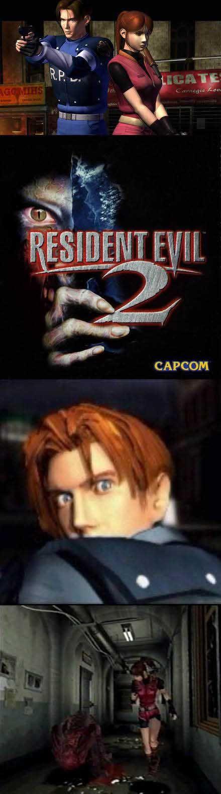 #GamerNews #ResidentEvil 2 HD will not just be a Remastered Game http://www.levelgamingground.com/resident-evil-2-remake.html