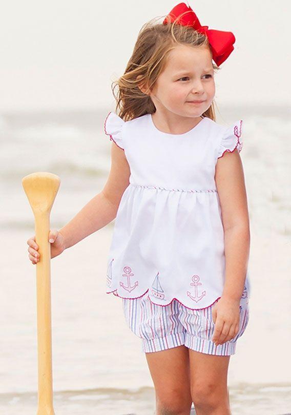 e1166b0c163e Shrimp   Grits Kids - Girls Smocked and Appliqued Childrens Clothing ...