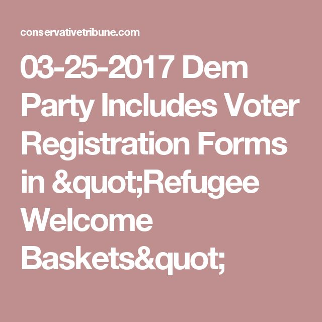 The  Best Voter Registration Form Ideas On   Voter