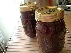 Polish Plum Butter Recipe Often Used in Pastries: Polish Plum Butter - Powidla