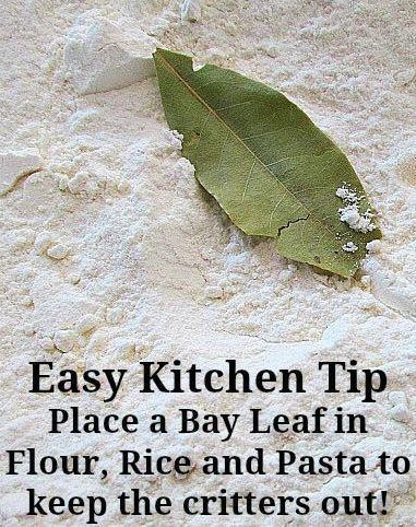 Easy kitchen tip ~never heard this before!