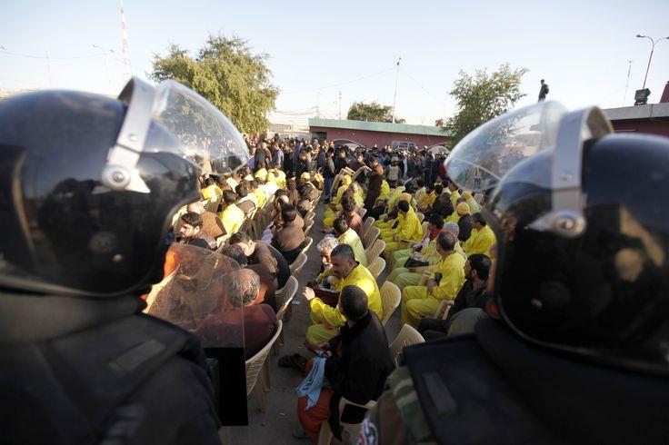 إعلان يثير تساؤلات عن نسبة الأبرياء في سجون العراق
