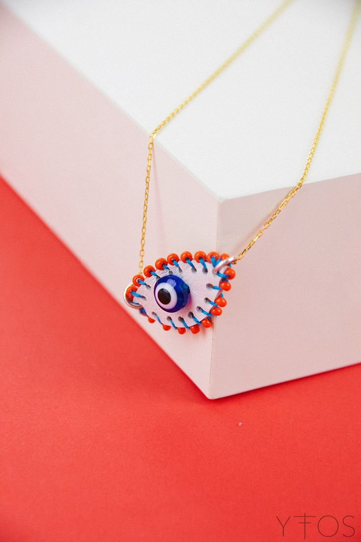 Yfos Online Shop | Accessories | Jewelry | H-eye Pendant