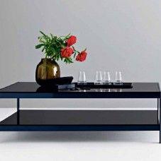 Tavolino quadrato da divano da salotto Flai Duke-Hy
