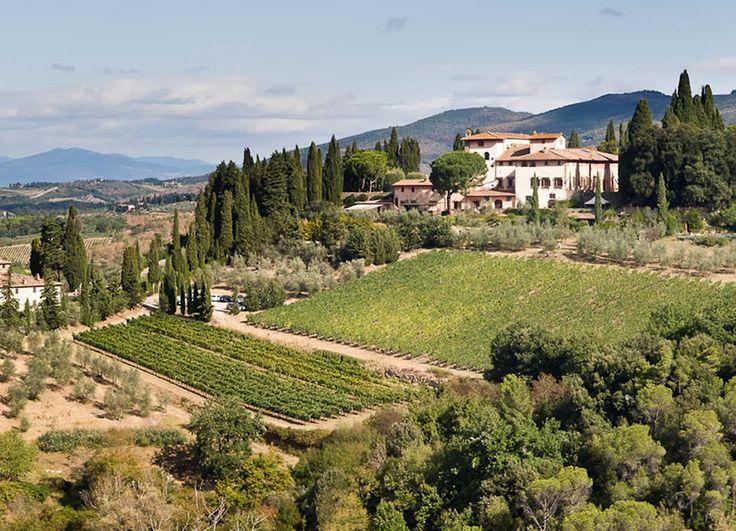 Made in Tuscany, Greve in chianti wines www.madeintuscany.it/site/dt_portfolio/vignamaggio-chianti-wines