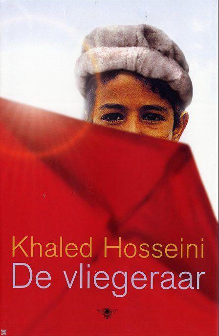 Khaled Hosseini - De Vliegeraar / The Kite Runner  * 'Een onvergetelijk verhaal dat je nog jaren bijblijft. Het bevat alle grote thema's van de literatuur en van het leven: liefde, eer, schuld en verlossing.' - Isabel Allende.  * Een spannend en ontroerend boek.