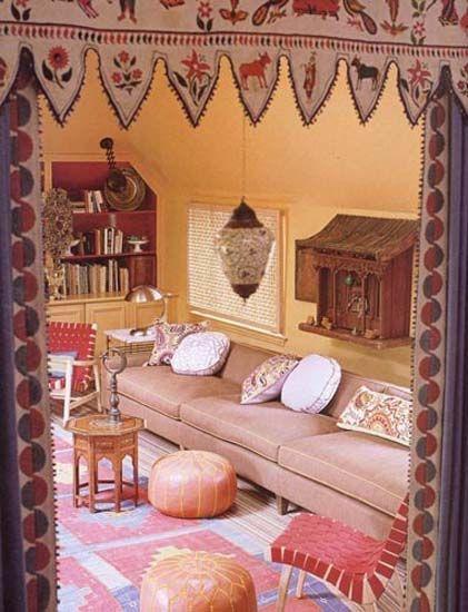 Die besten 25+ moderner marokkanisches Dekor Ideen auf Pinterest - moderne marokkanische wohnzimmer