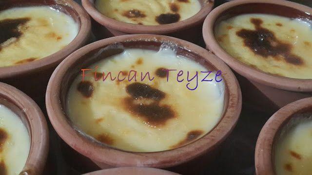 Fincan Teyze: Fırın Sütlaç