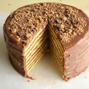 Smith Island Cake Recipe - Saveur.com