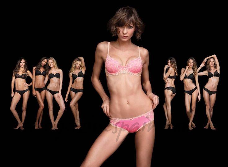 La nueva colección de lencería de Victoria Secret