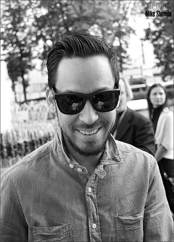 Mike Shinoda by KeyTaylor