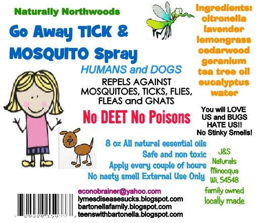 1000 Images About Mosquito And Insect Sprays On Pinterest