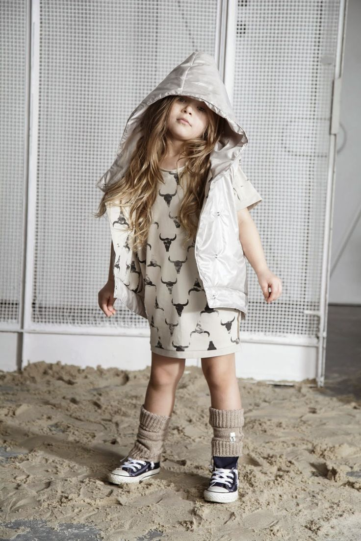 Kloo by Booso - Polish kids fashion spring-summer 2015 - bull's head…