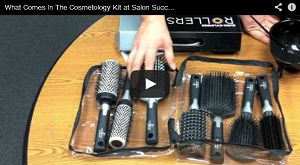 See everything that comes in your cosmetology kit!