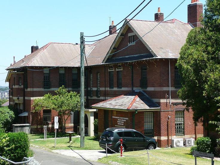 Gladesville Mental Hospital, Building 11