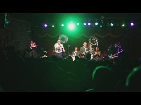 I love jazz, especially Dixieland. This is great: Preservation Hall Jazz Band - The Making of That's It!