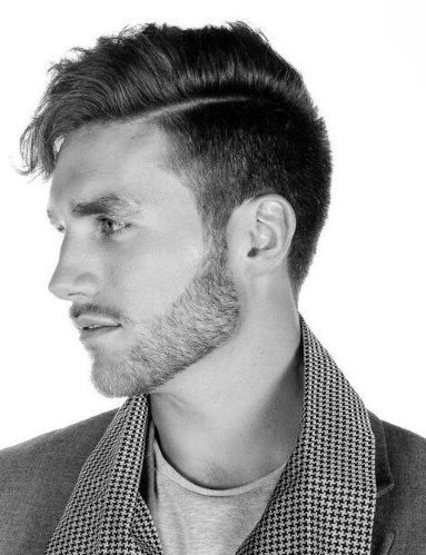 Mens Hairstyle Side Part Long Men S Hairstyles In Trend
