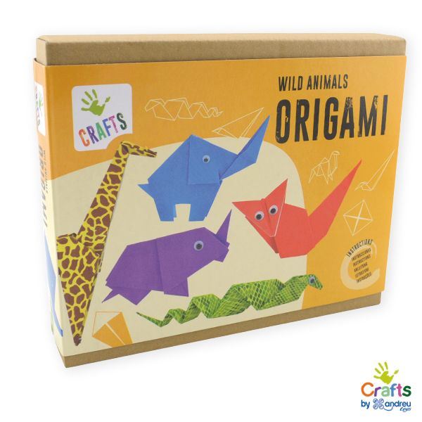 AndreuToys - Wild Animals Origami