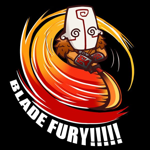BLADE FURY!!!!! by chroneco