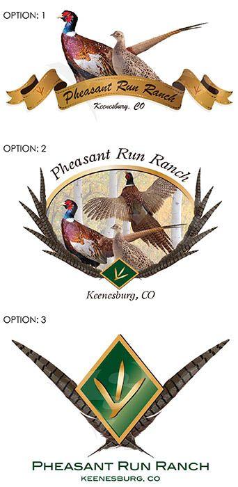 #graphicdesign #layoutservices #designservices #SignaramaColorado #Signs #colorado #designingsigns #logos #logodesign Logo design for Pheasant Run Ranch
