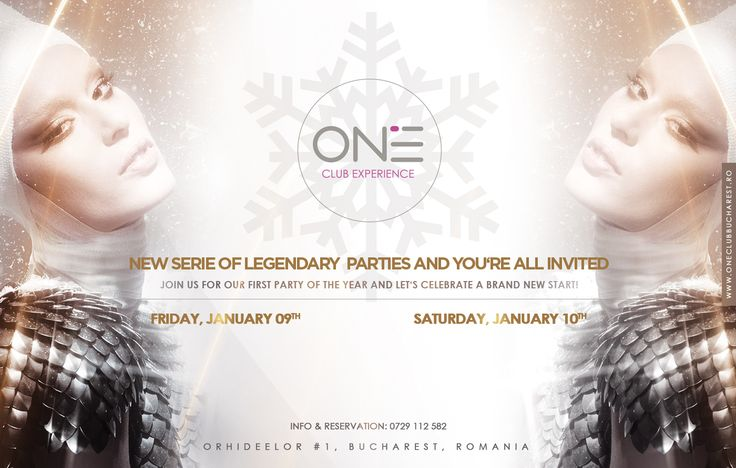 New Series of Legendary Parties - One