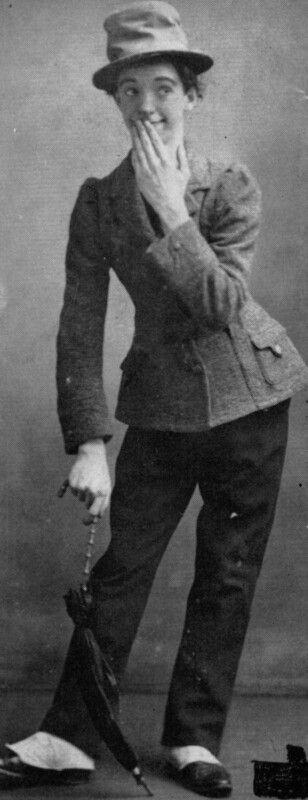 Very young Stan Laurel