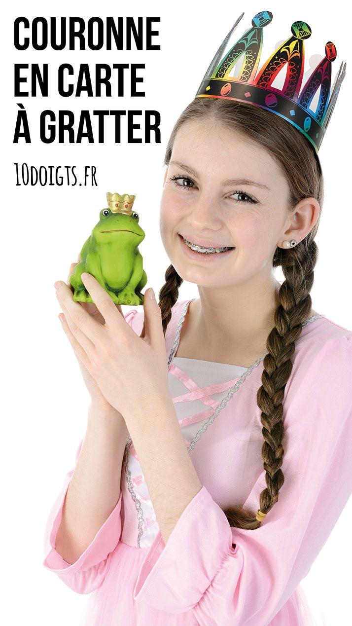 Les 82 meilleures images du tableau bricolages pour enfants sur pinterest - Couronne princesse a decorer ...