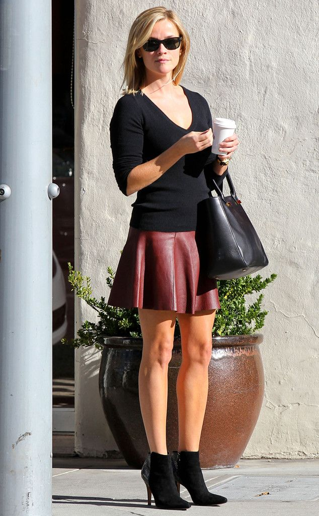Celebrity Style: Hot Mini Skirt Outfit Ideas for Summer ...