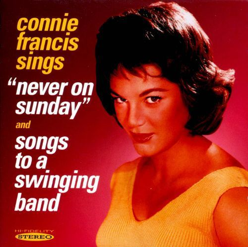 Never on Sunday/Songs to a Swinging Band [CD]
