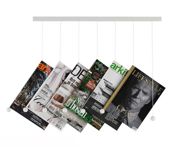 Swedese Riddle Magazine Hanger