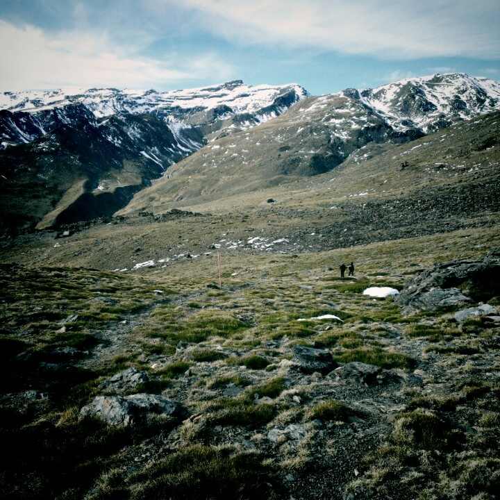 Refugio de Poqueira. Sierra Nevada. Spain