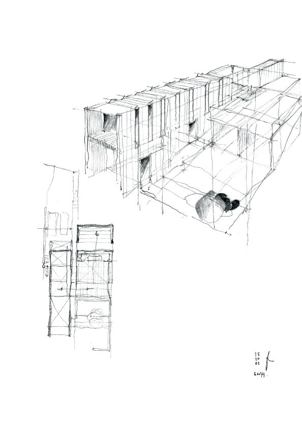 68 best Architecture drawings images on Pinterest | Architecture ...