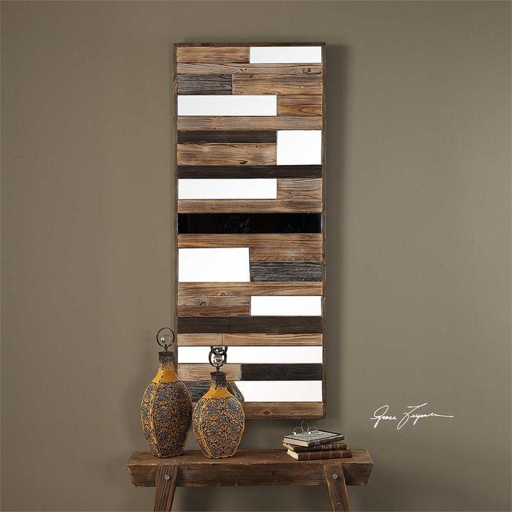 Uttermost kaine wooden wall art