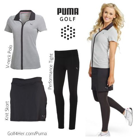 golf skirt with leggings - Cerca con Google