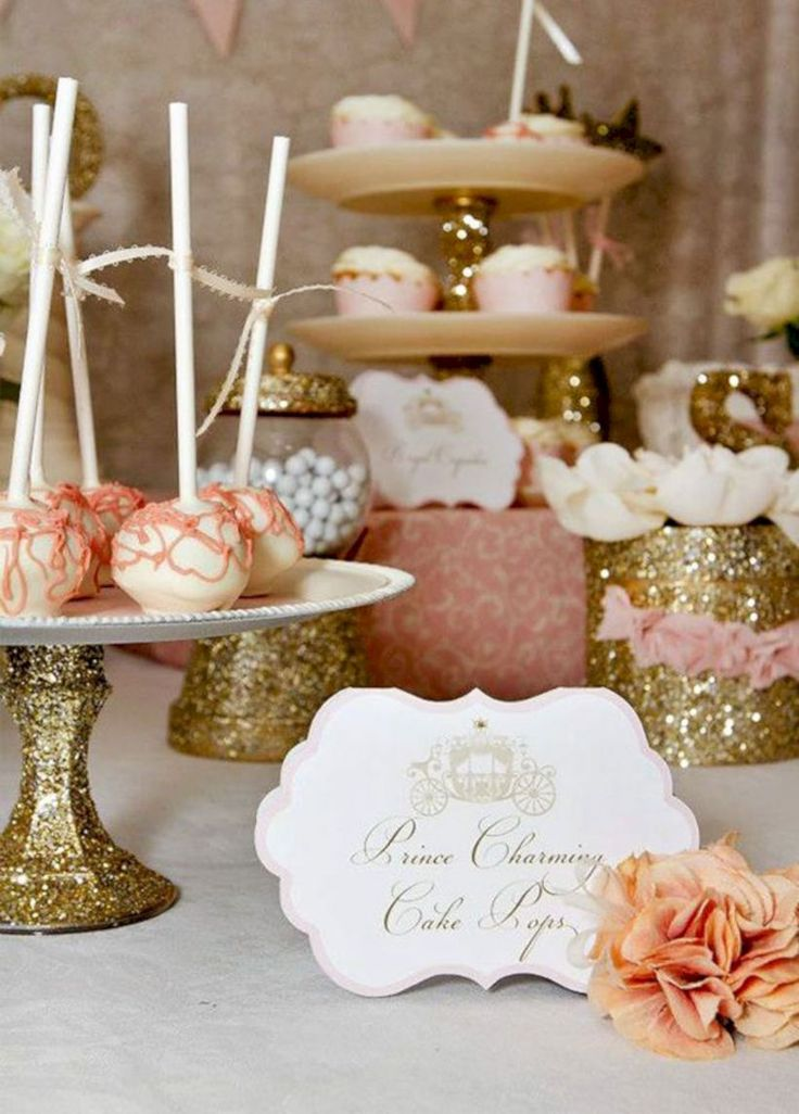 Best Princess Bridal Showers Ideas On Pinterest Disney