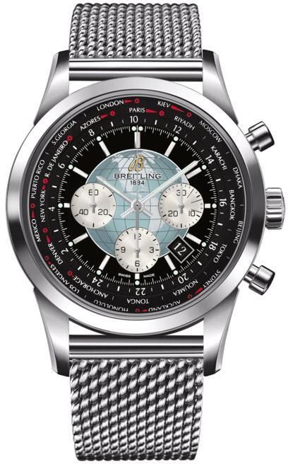 Breitling Watch Transocean Chronograph Unitime Steel Black #add-content #bezel-fixed #bracelet-strap-steel #brand-breitling #case-depth-15-4mm #case-material-steel #case-width-46mm #chronograph-yes #date-yes #delivery-timescale-call-us #dial-colour-black #gender-mens #luxury #movement-automatic #official-stockist-for-breitling-watches #packaging-breitling-watch-packaging #style-dress #subcat-transocean #supplier-model-no-ab0510u4-bb62-152a #warranty-breitling-official-5-year-guarantee