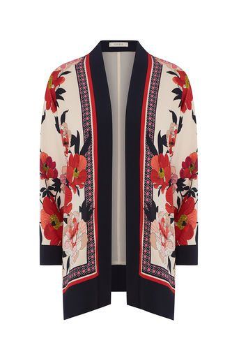 c93a44cb8672 Oasis, SCARF KIMONO Multi Natural. New in | Latest clothing ...