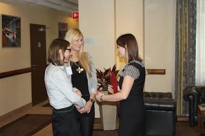W czwartek (15 marca br.) gościliśmy na XV Międzyuczelnianych Targach Pracy Profesja, organizowanych przez Biuro Karier Uniwersytetu Wrocławskiego we wrocławskim hotelu Scandic. Dziękujemy wszystkim naszym gościom za odwiedziny, zainteresowania naszą firmą i mnóstwo pozytywnej energii! :)