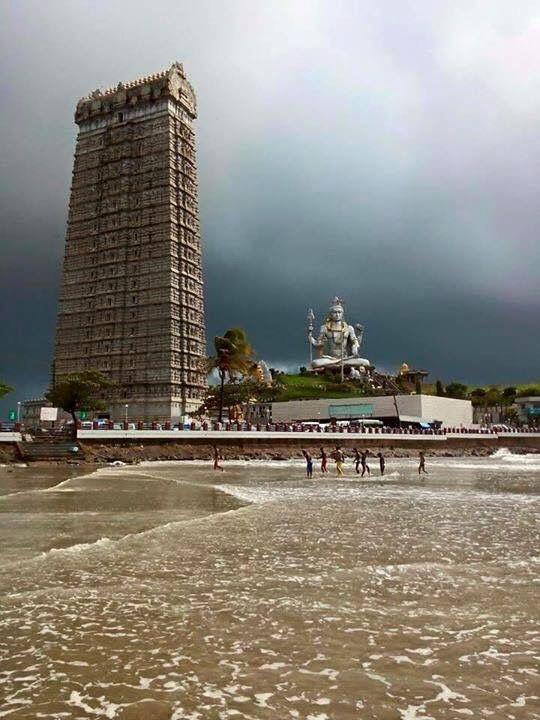 Sri Marudeeswara Temple,Karnataka ,India