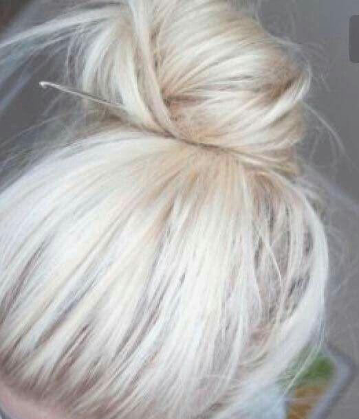 Light Blonde Hair Ombre