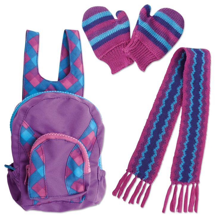 Ice Cap Backpack Set