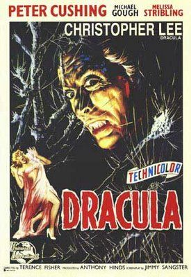 Hammer Horror Christopher Lee Dracula