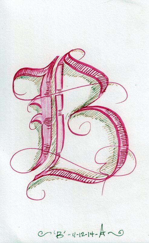 AB Calligraphy (1) | da SpedBug