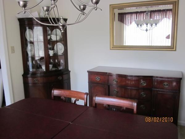 Drexel Furniture Vintage Dining Room Tables