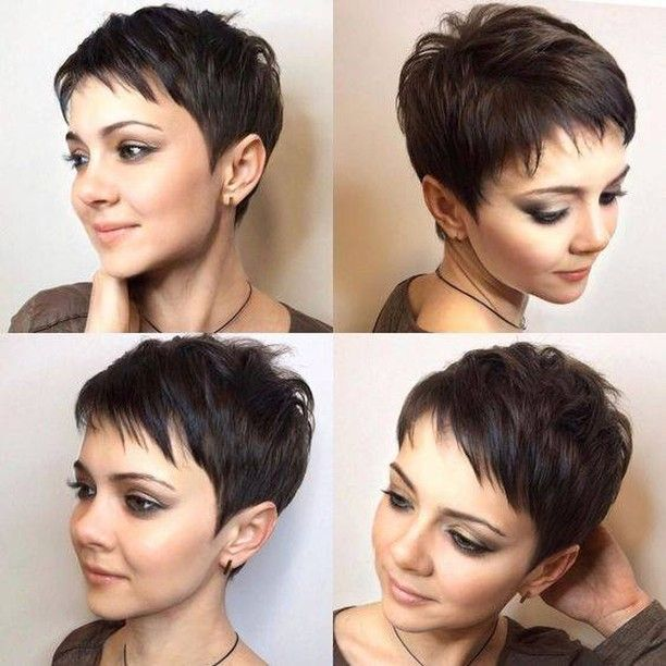 Short Hairstyles For Women Short Hairstyles To Be Trend In Women In 2020 Hair Designs Famele And Men S Ha Hair Styles Short Hair Pictures Super Short Hair